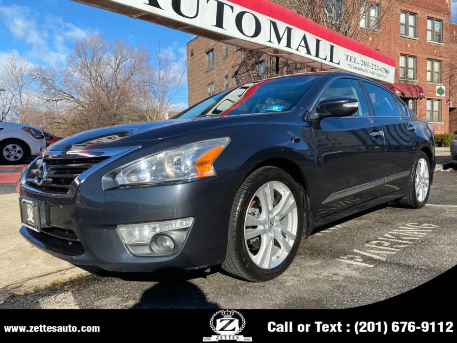 Used Nissan Altima 4dr Sdn V6 3.5 SL *Ltd Avail* 2015 | Zettes Auto Mall. Jersey City, New Jersey