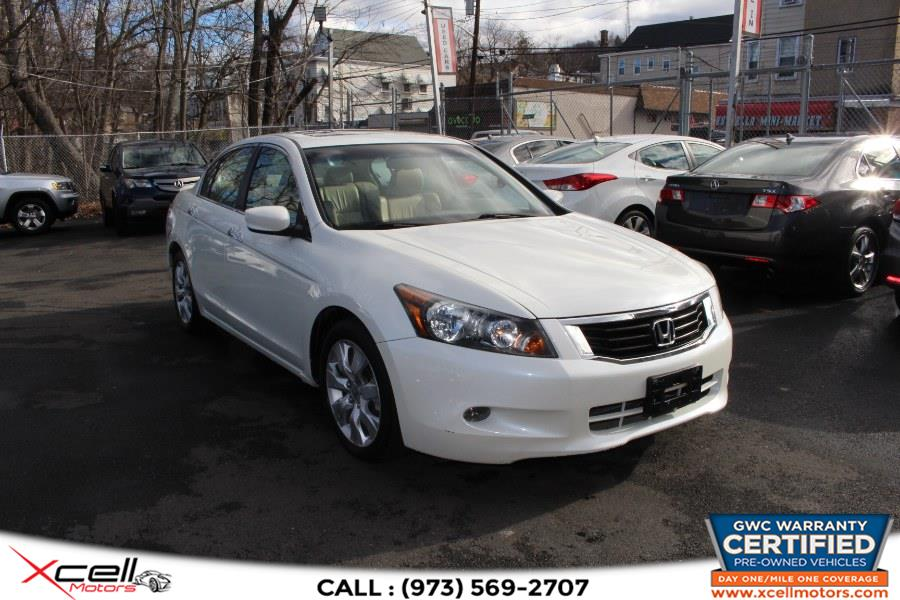 Used 2008 Honda Accord Sdn EX-L in Paterson, New Jersey | Xcell Motors LLC. Paterson, New Jersey