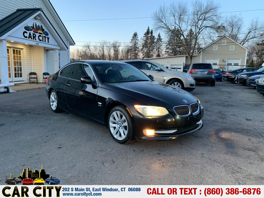Used BMW 3 Series 2dr Cpe 328i xDrive AWD SULEV 2012 | Car City LLC. East Windsor, Connecticut
