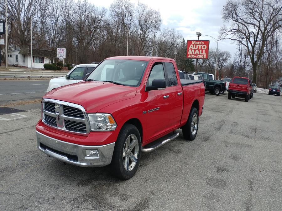 Used 2011 Ram 1500 in Chicopee, Massachusetts | Matts Auto Mall LLC. Chicopee, Massachusetts