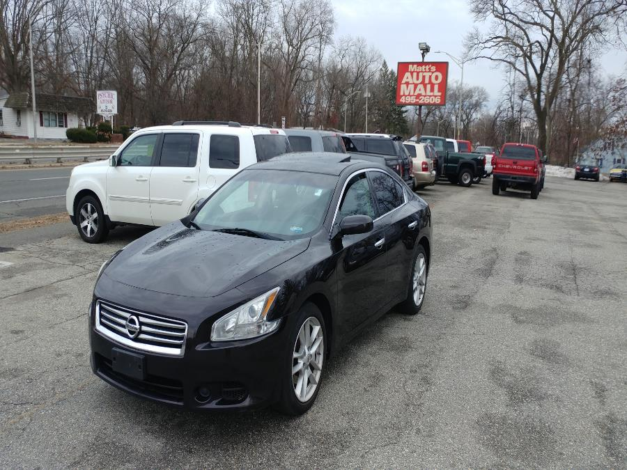 Used 2014 Nissan Maxima in Chicopee, Massachusetts | Matts Auto Mall LLC. Chicopee, Massachusetts