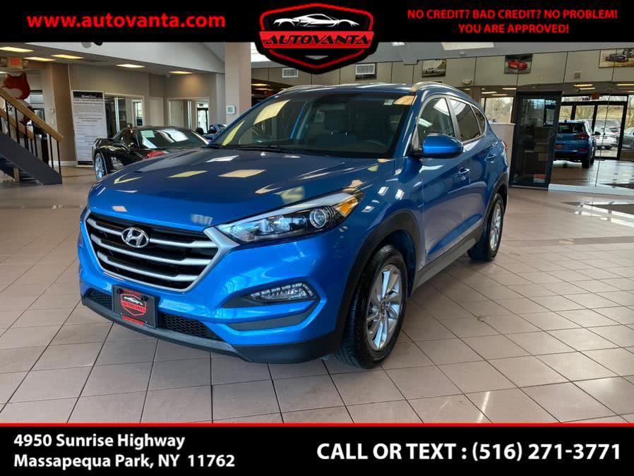 Used 2018 Hyundai Tucson in Massapequa Park, New York | Autovanta. Massapequa Park, New York