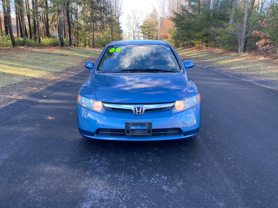 Used 2008 Honda Civic Sdn in Swansea, Massachusetts | Gas On The Run. Swansea, Massachusetts