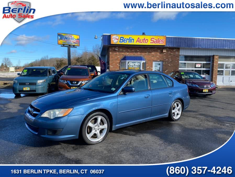 Used 2008 Subaru Legacy (Natl) in Berlin, Connecticut | Berlin Auto Sales LLC. Berlin, Connecticut