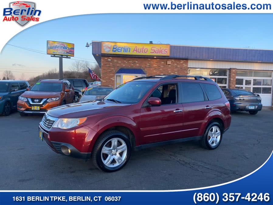Used Subaru Forester (Natl) 4dr Auto X Limited 2009 | Berlin Auto Sales LLC. Berlin, Connecticut