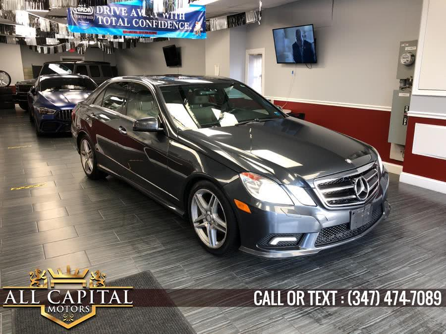 Used 2010 Mercedes-Benz E-Class in Brooklyn, New York | All Capital Motors. Brooklyn, New York