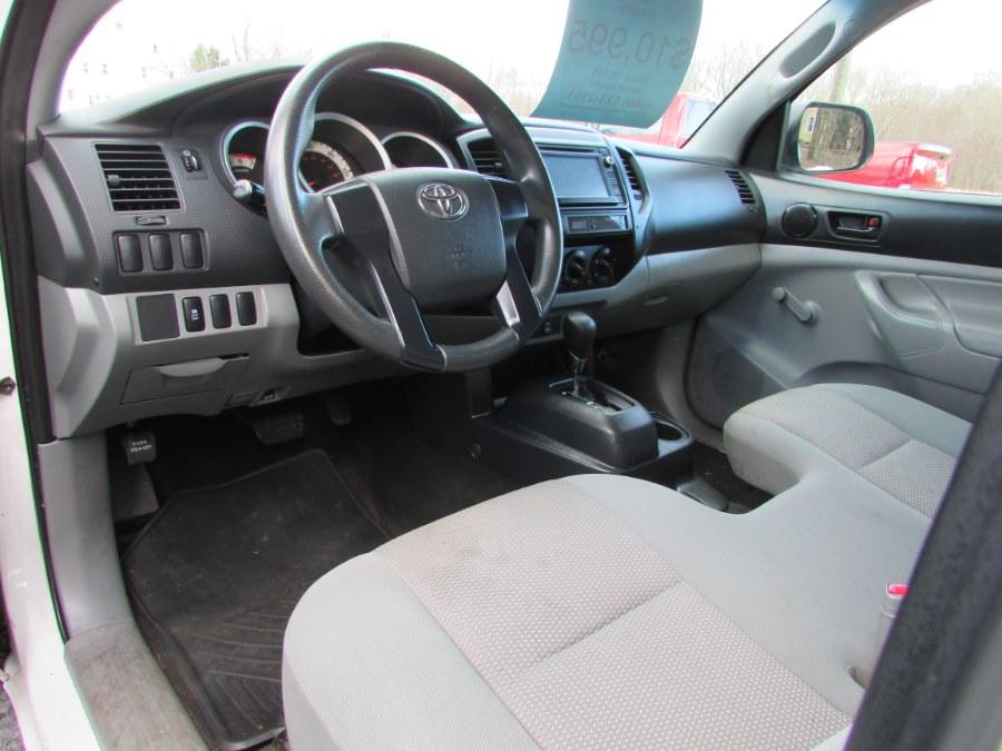 Used Toyota Tacoma 2WD Reg Cab I4 AT (Natl) 2014   United Auto Sales of E Windsor, Inc. East Windsor, Connecticut