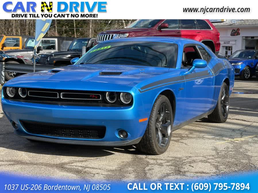 Used Dodge Challenger R/T Plus 2016 | Car N Drive. Bordentown, New Jersey
