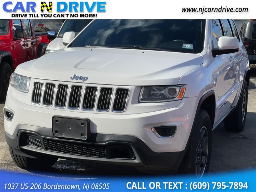 Used Jeep Grand Cherokee Laredo 4WD 2014 | Car N Drive. Bordentown, New Jersey