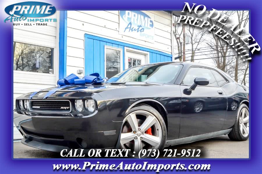 Used 2009 Dodge Challenger in Bloomingdale, New Jersey | Prime Auto Imports. Bloomingdale, New Jersey
