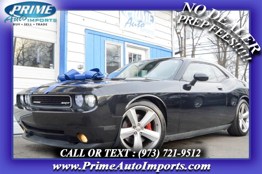 Used Dodge Challenger 2dr Cpe SRT8 2009 | Prime Auto Imports. Bloomingdale, New Jersey