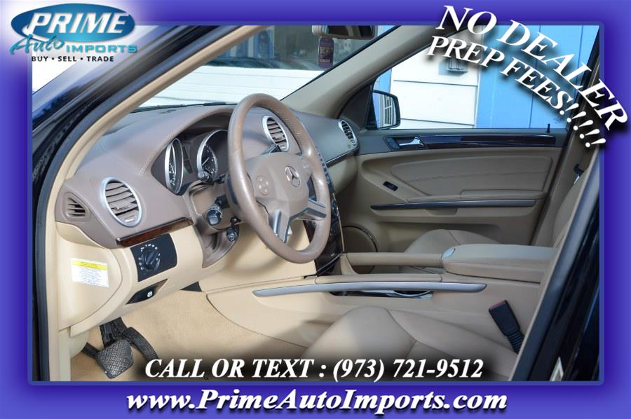 Used Mercedes-Benz GL-Class 4MATIC 4dr GL 450 2011   Prime Auto Imports. Bloomingdale, New Jersey