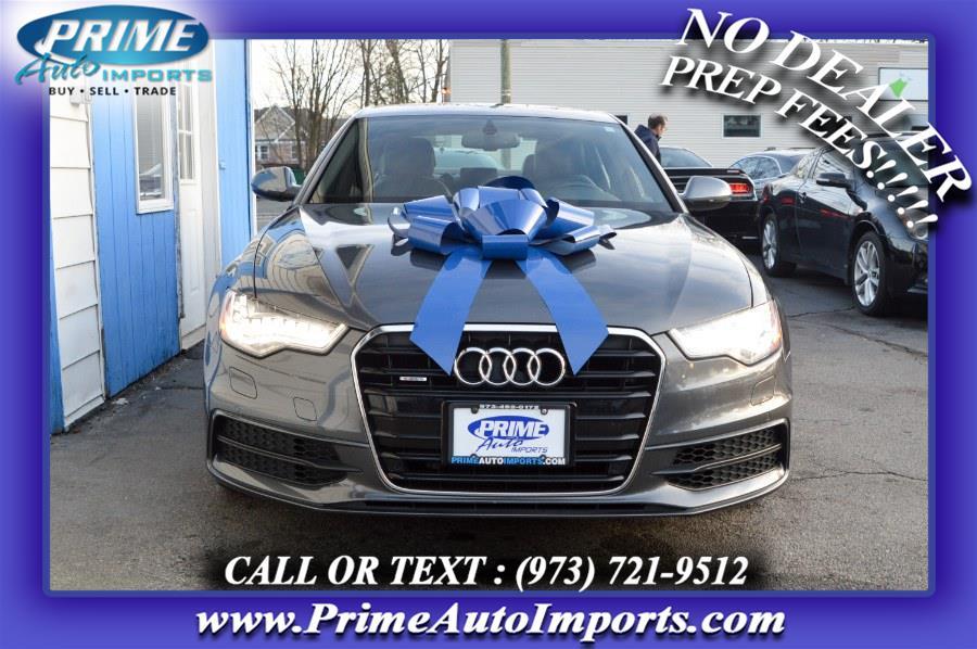 Used Audi A6 4dr Sdn quattro 3.0T Prestige 2014   Prime Auto Imports. Bloomingdale, New Jersey