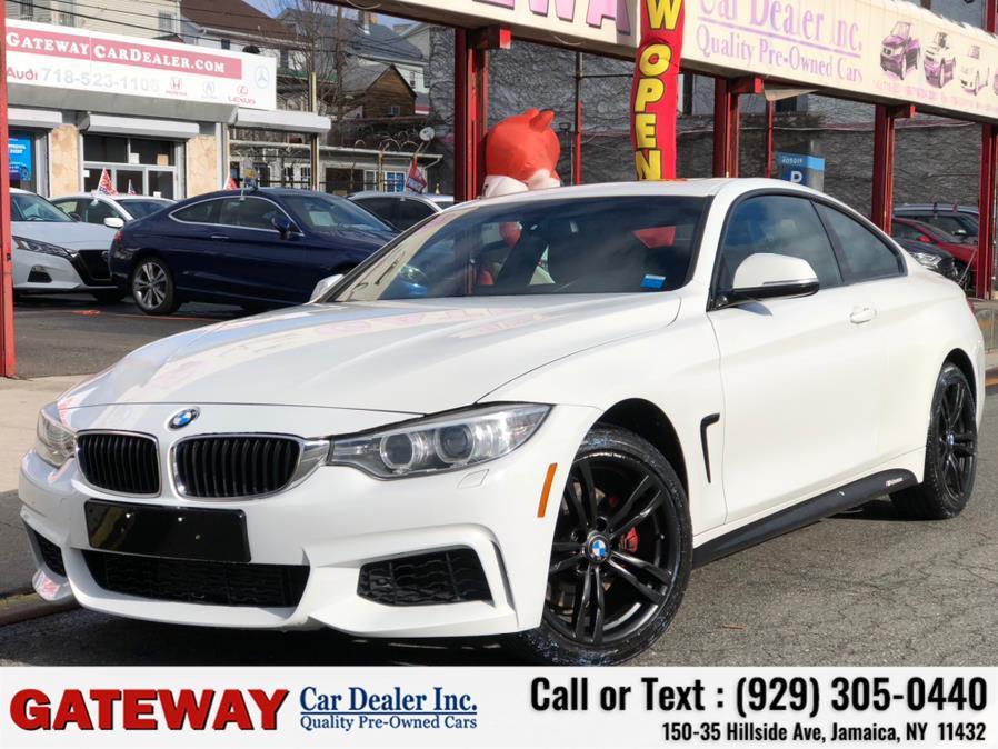 Used 2014 BMW 4 Series M Sport in Jamaica, New York   Gateway Car Dealer Inc. Jamaica, New York