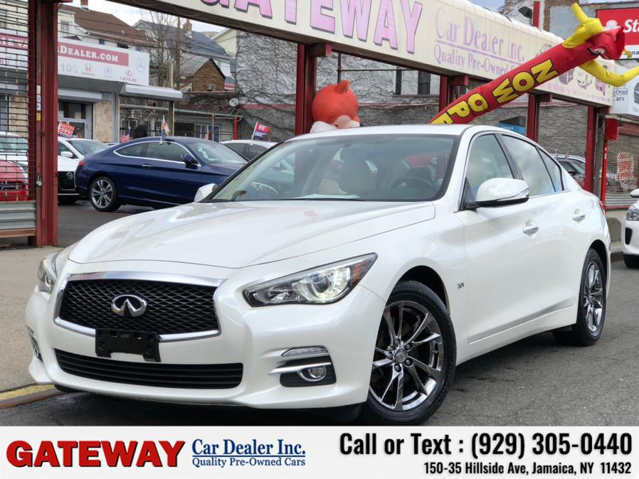 Used 2017 INFINITI Q50 in Jamaica, New York | Gateway Car Dealer Inc. Jamaica, New York