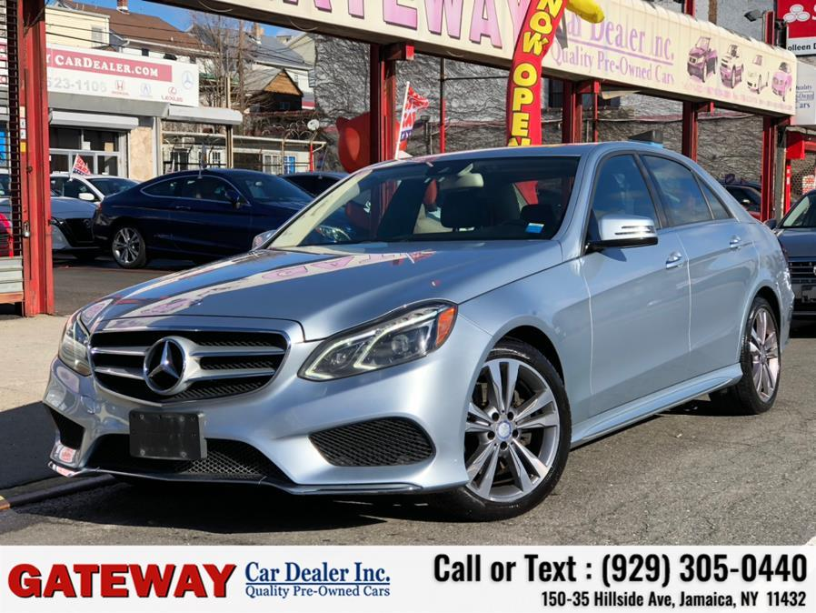 Used 2014 Mercedes-Benz E-Class in Jamaica, New York | Gateway Car Dealer Inc. Jamaica, New York