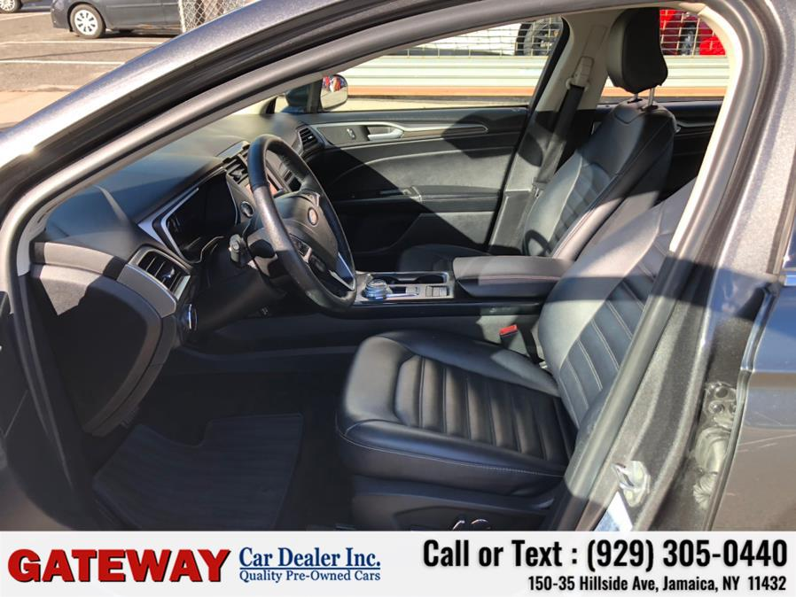 Used Ford Fusion SEL FWD 2020 | Gateway Car Dealer Inc. Jamaica, New York