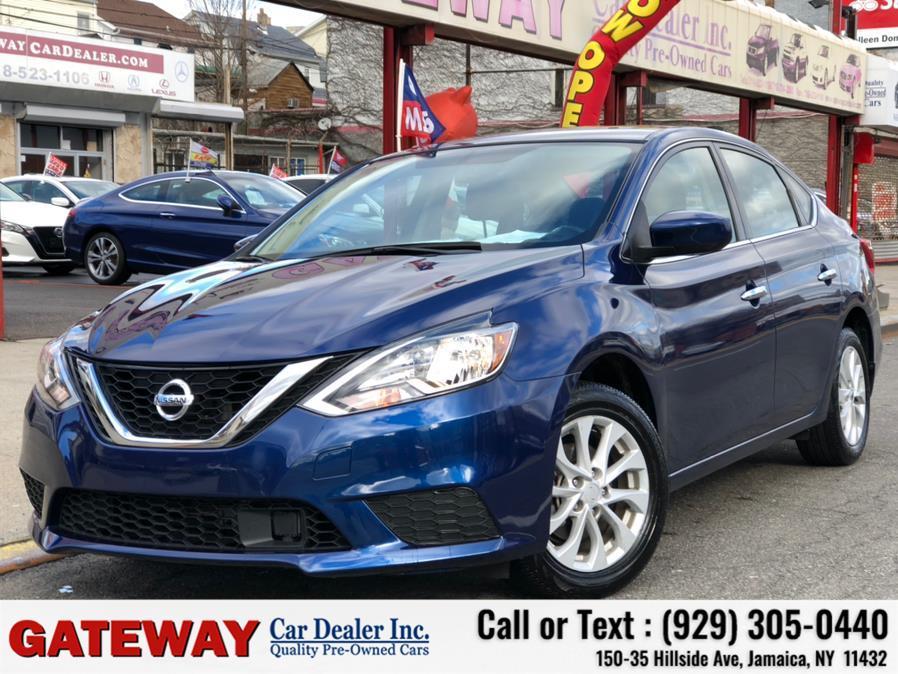 Used 2019 Nissan Sentra in Jamaica, New York | Gateway Car Dealer Inc. Jamaica, New York