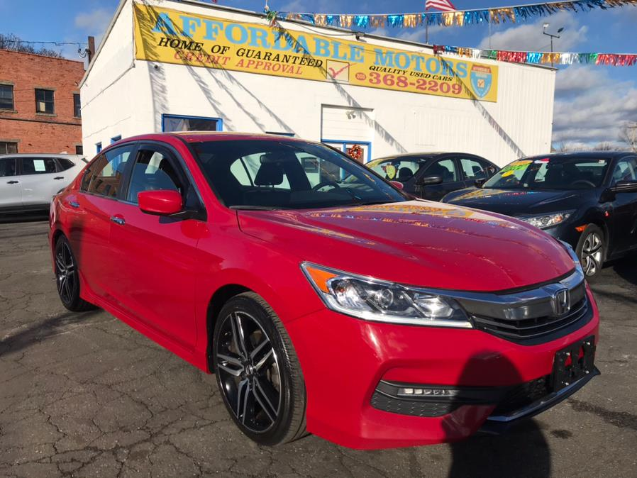 Used 2017 Honda Accord Sedan in Bridgeport, Connecticut | Affordable Motors Inc. Bridgeport, Connecticut