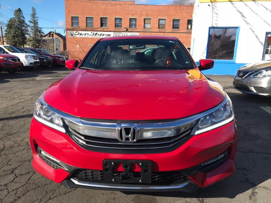 Used Honda Accord Sedan Sport SE CVT 2017   Affordable Motors Inc. Bridgeport, Connecticut
