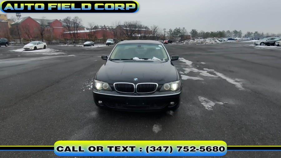 Used BMW 7 Series 4dr Sdn 750Li 2007 | Auto Field Corp. Jamaica, New York