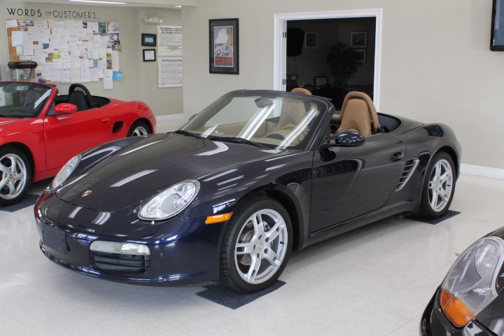 Used 2005 Porsche Boxster in Plainville, Connecticut | New England Auto Sales LLC. Plainville, Connecticut