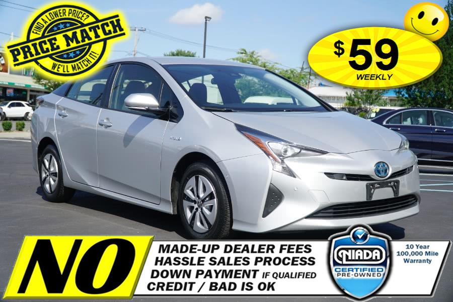 Used 2017 Toyota Prius in Rosedale, New York | Sunrise Auto Sales. Rosedale, New York