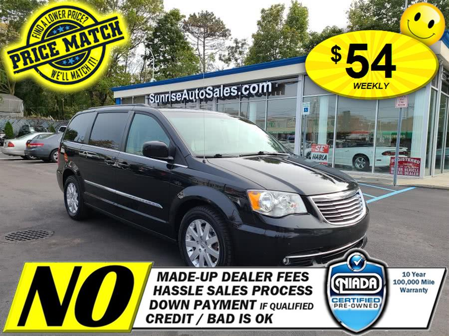Used 2016 Chrysler Town & Country in Rosedale, New York | Sunrise Auto Sales. Rosedale, New York