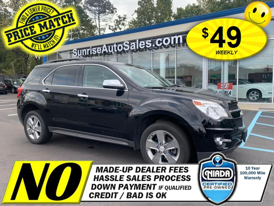 Used 2014 Chevrolet Equinox in Rosedale, New York | Sunrise Auto Sales. Rosedale, New York