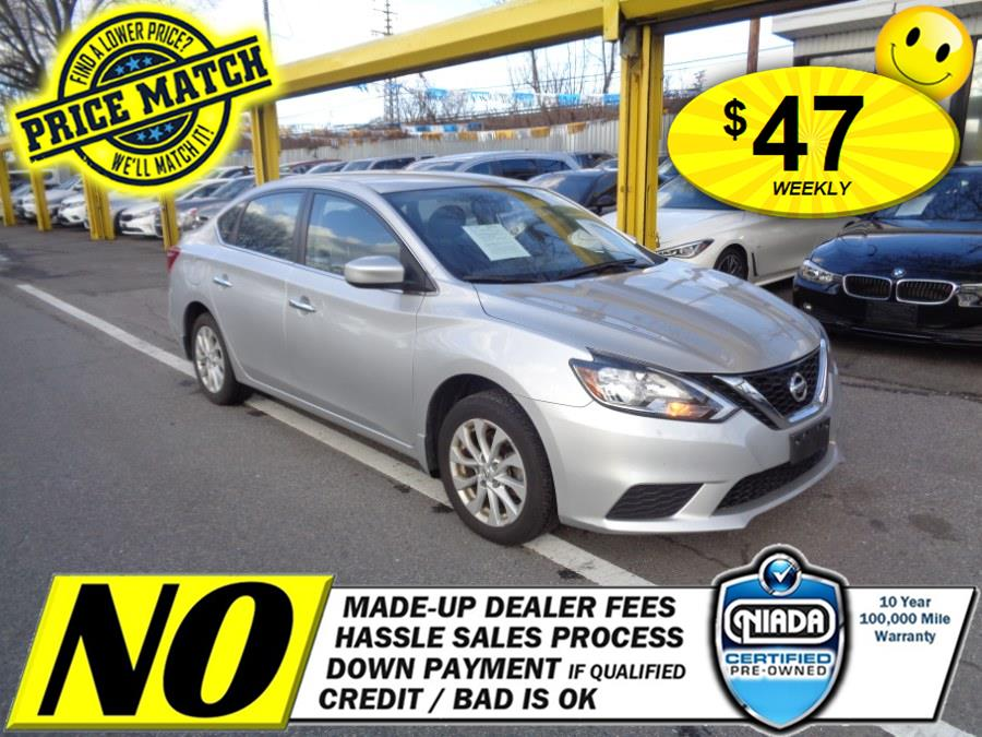Used 2019 Nissan Sentra in Rosedale, New York | Sunrise Auto Sales. Rosedale, New York