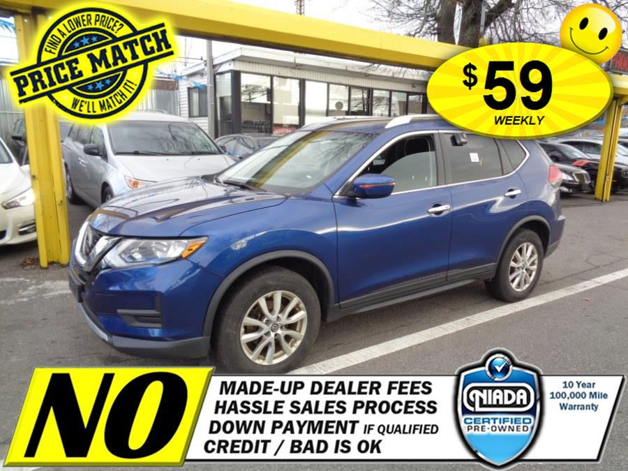 Used 2017 Nissan Rogue in Rosedale, New York | Sunrise Auto Sales. Rosedale, New York