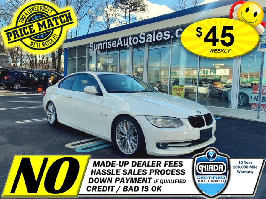 Used BMW 3 Series 2dr Cpe 335i 2011 | Sunrise Auto Sales. Rosedale, New York