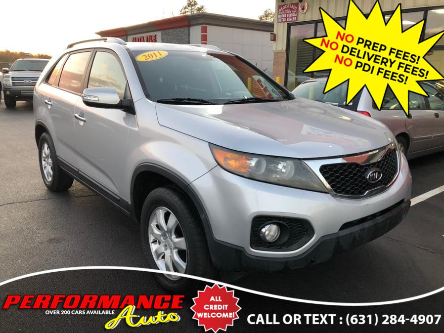 Used 2011 Kia Sorento in Bohemia, New York | Performance Auto Inc. Bohemia, New York