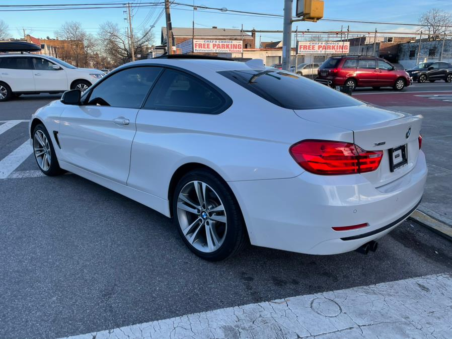 2015 BMW 4 Series 2dr Cpe 428i xDrive AWD, available for sale in Brooklyn, NY