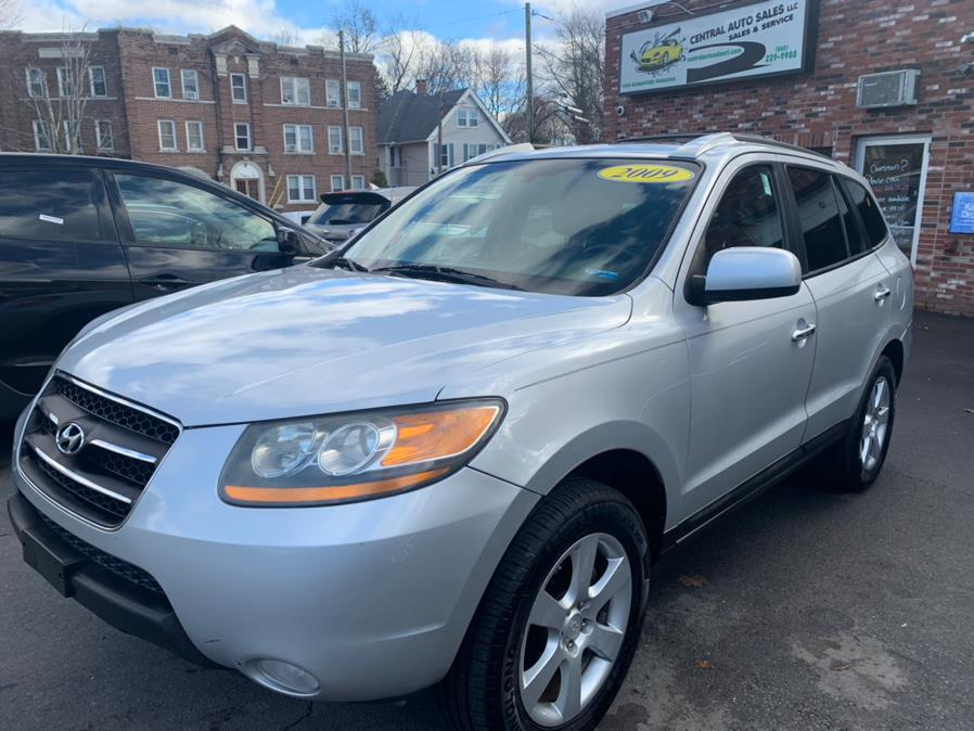 Used 2009 Hyundai Santa Fe in New Britain, Connecticut | Central Auto Sales & Service. New Britain, Connecticut