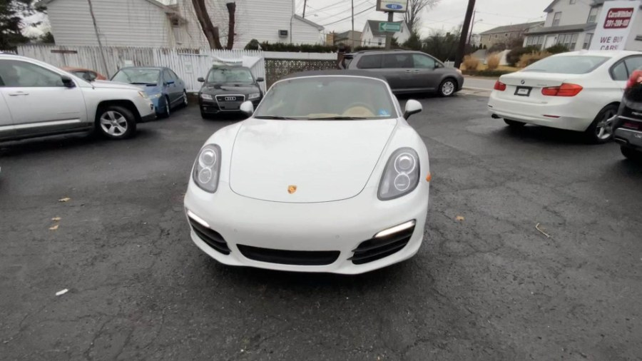 Used Porsche Boxster 2dr Roadster 2015 | Cars With Deals. Lyndhurst, New Jersey