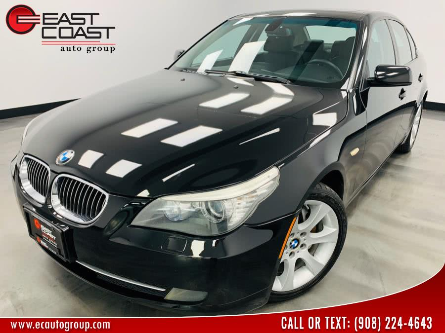 Used BMW 5 Series 4dr Sdn 535xi AWD 2008 | East Coast Auto Group. Linden, New Jersey