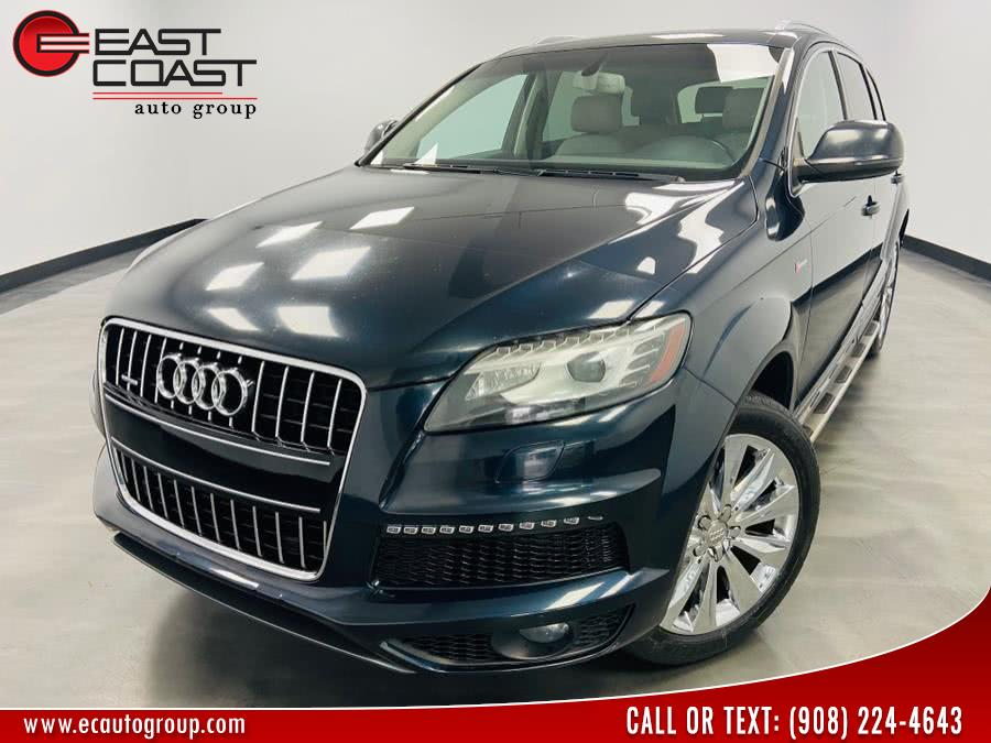 Used 2011 Audi Q7 in Linden, New Jersey | East Coast Auto Group. Linden, New Jersey