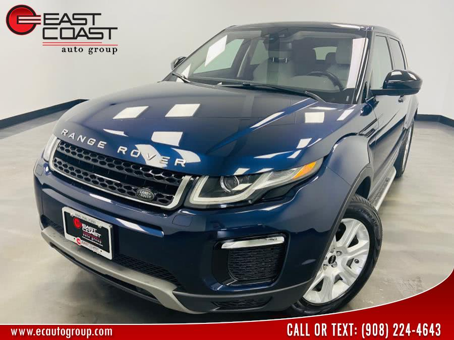 Used 2016 Land Rover Range Rover Evoque in Linden, New Jersey | East Coast Auto Group. Linden, New Jersey