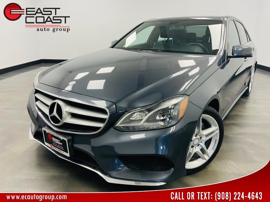 Used 2014 Mercedes-Benz E-Class in Linden, New Jersey | East Coast Auto Group. Linden, New Jersey