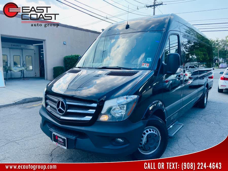 Used 2017 Mercedes-Benz 15 Passenger van in Linden, New Jersey | East Coast Auto Group. Linden, New Jersey