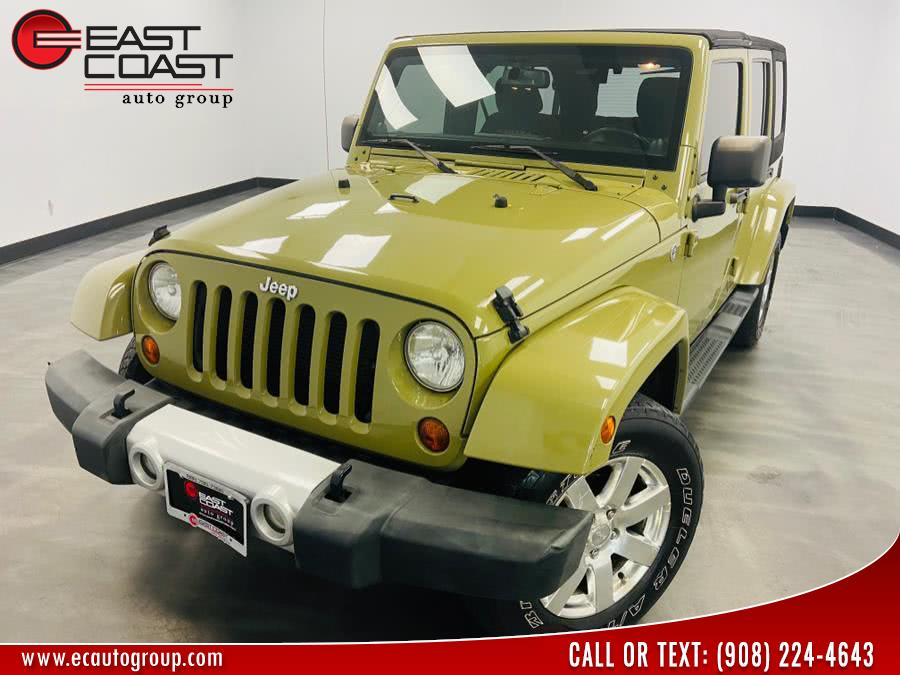 Used 2013 Jeep Wrangler Unlimited in Linden, New Jersey | East Coast Auto Group. Linden, New Jersey