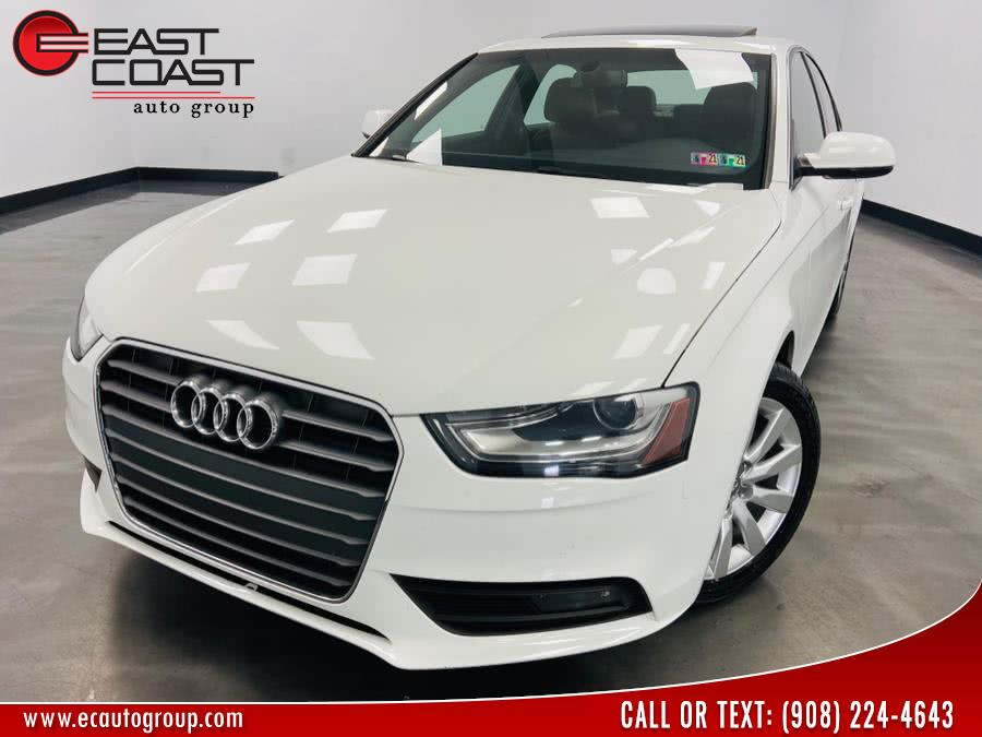 Used 2013 Audi A4 in Linden, New Jersey | East Coast Auto Group. Linden, New Jersey