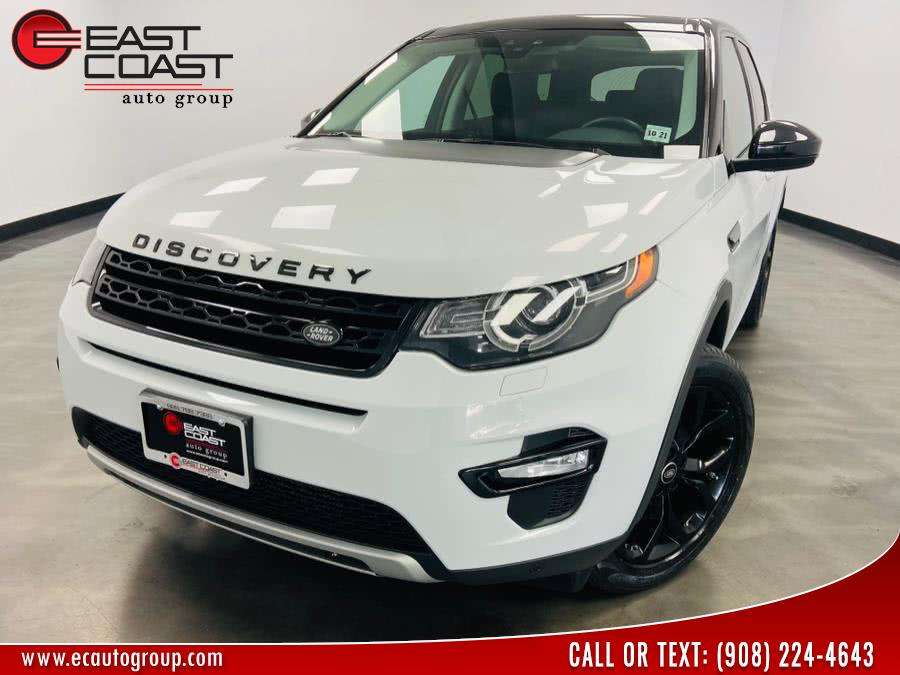 Used 2015 Land Rover Discovery Sport in Linden, New Jersey | East Coast Auto Group. Linden, New Jersey