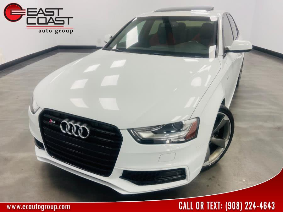 Used Audi S4 4dr Sdn S Tronic Premium Plus 2014 | East Coast Auto Group. Linden, New Jersey