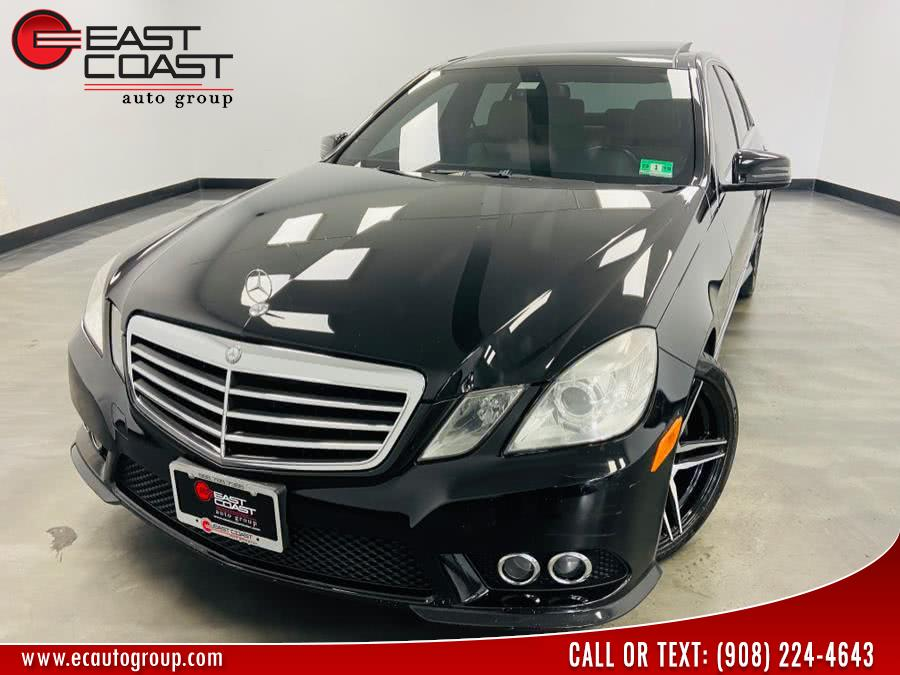 Used Mercedes-Benz E-Class 4dr Sdn E 350 Luxury 4MATIC 2010 | East Coast Auto Group. Linden, New Jersey