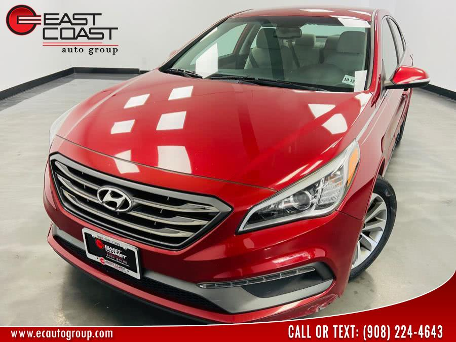 Used 2015 Hyundai Sonata in Linden, New Jersey | East Coast Auto Group. Linden, New Jersey