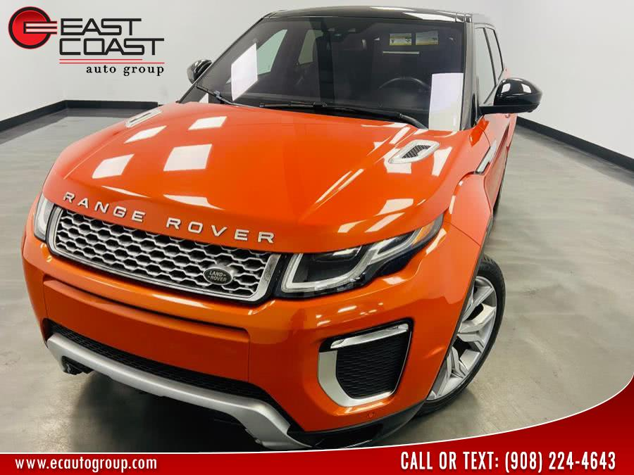 Used 2017 Land Rover Range Rover Evoque in Linden, New Jersey | East Coast Auto Group. Linden, New Jersey