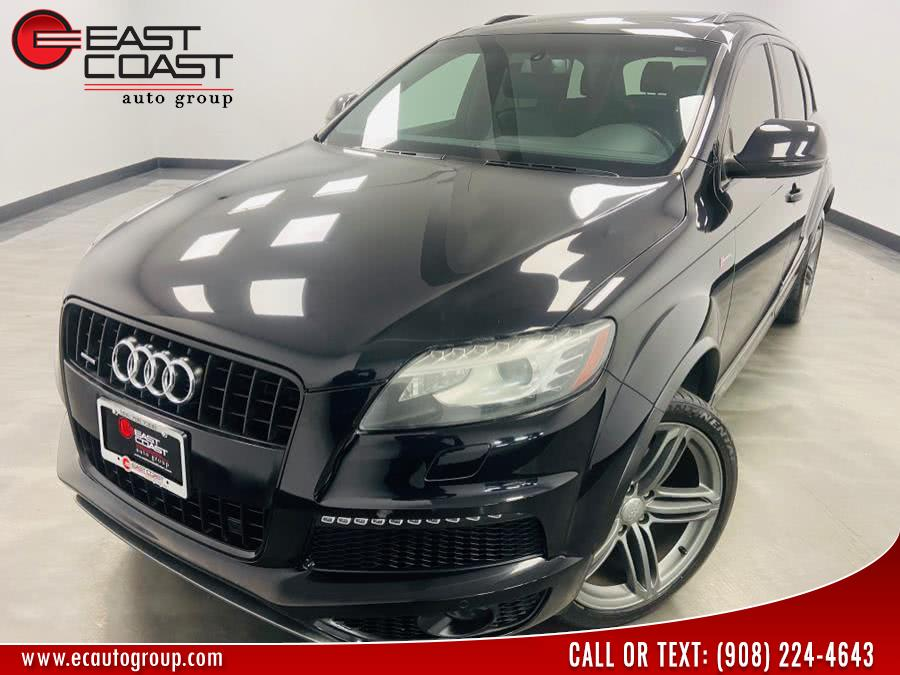 Used 2013 Audi Q7 in Linden, New Jersey | East Coast Auto Group. Linden, New Jersey