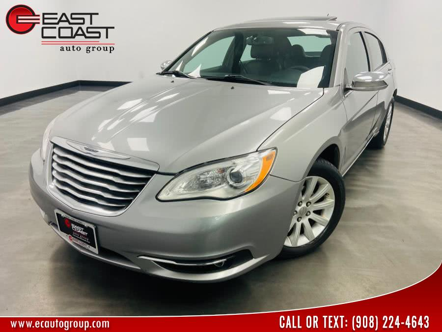 Used Chrysler 200 4dr Sdn Limited 2014 | East Coast Auto Group. Linden, New Jersey